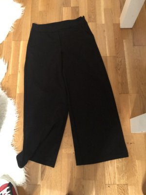 Pantalón abombado negro