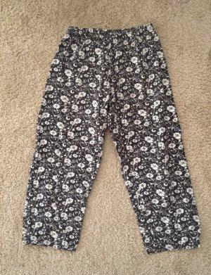 Sweat Pants white-black