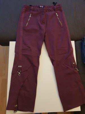 Cargo Pants bordeaux