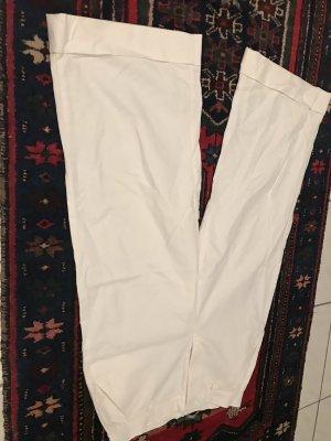 Moncler Pantalone culotte bianco