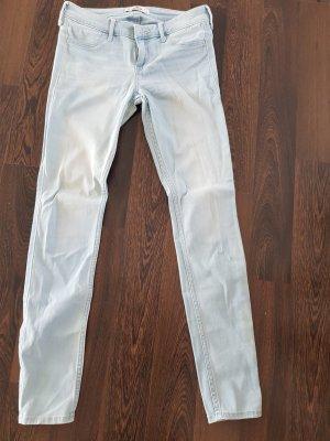 Hollister Jeans slim fit azzurro