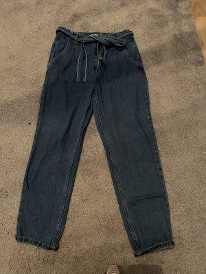 keine Marke Jeans 3/4 bleu