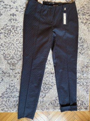 Atelier Gardeur Pantalone da abito antracite
