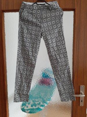 H&M Jersey Pants white-blue