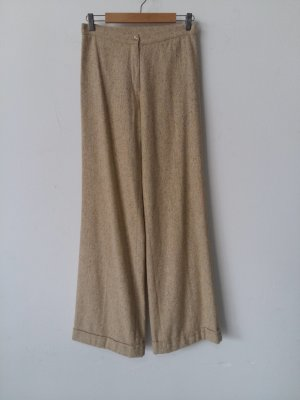 Tricot Chic Marlene Trousers beige cotton
