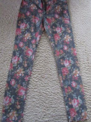 Be only Trousers multicolored mixture fibre