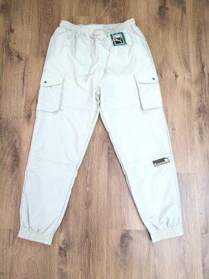 Puma Jersey Pants oatmeal