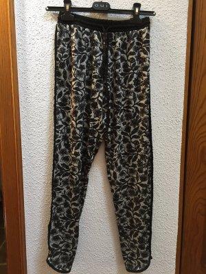 Pull & Bear Pantalón estilo Harem multicolor