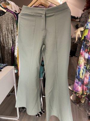 unbekannte Pantalon kaki bleu pâle
