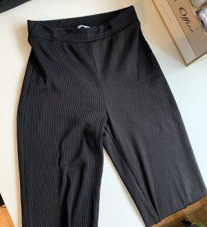 Zara Vaquero de corte bota negro