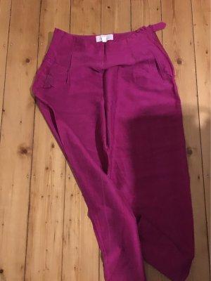 ae elegance Linen Pants violet