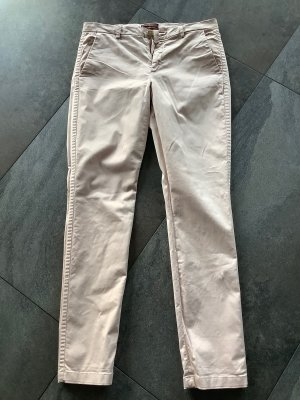 7 For All Mankind Chino stoffig roze