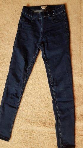 HM Jeans a 7/8 blu