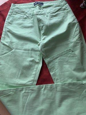 Arizona Drainpipe Trousers mint