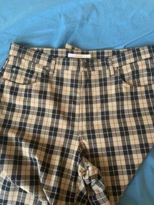 Mac Five-Pocket Trousers black-brown