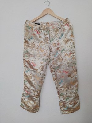 Apart Impressions 7/8 Length Trousers gold-colored