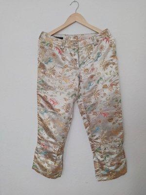 Apart Impressions Spodnie 7/8 złoto
