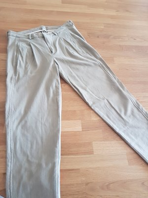7 For All Mankind Jersey Pants sand brown-light brown