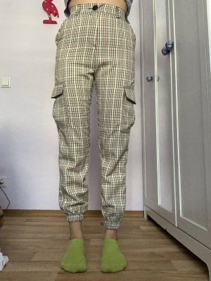 Tally Weijl Peg Top Trousers multicolored