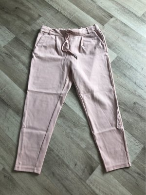 Only 7/8 Length Trousers dusky pink-pink