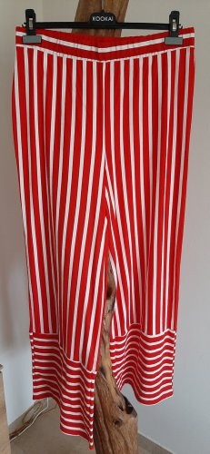 Zara Basic Marlene Trousers multicolored