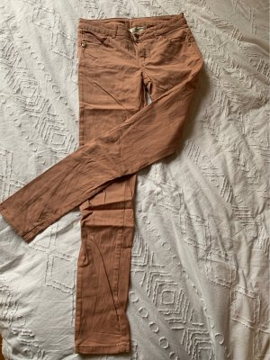Clockhouse Pantalón de pinza alto rosa empolvado
