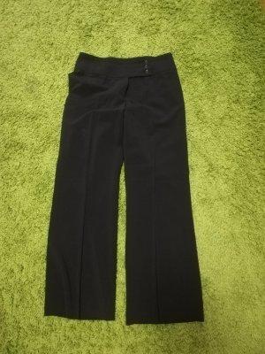 Blacky Dress Spodnie materiałowe czarny