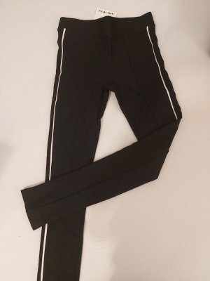 Miss Moda Pantalon cigarette noir