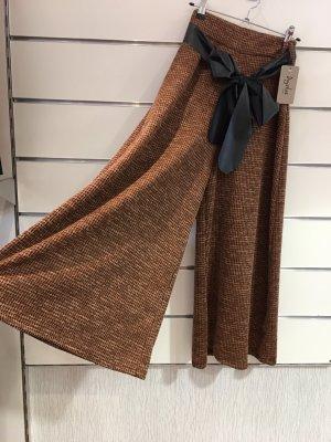 Daystar Pantalone culotte marrone-nero
