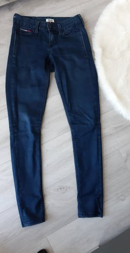 Tommy Hilfiger Denim Stretch Trousers dark blue