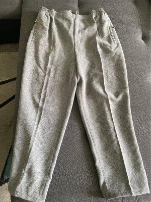 Betty & Co Luźne spodnie szary