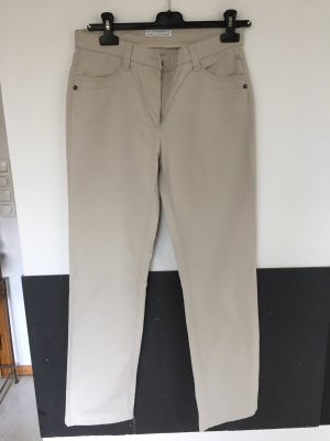Brax Pantalone jersey beige chiaro