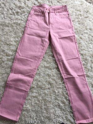 Jet-Line Pantalone elasticizzato rosa