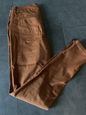 Flame Pantalone a vita bassa arancio neon-arancione scuro