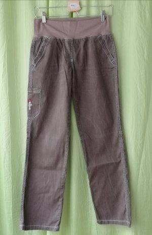 Chillaz Spodnie sportowe szaro-brązowy