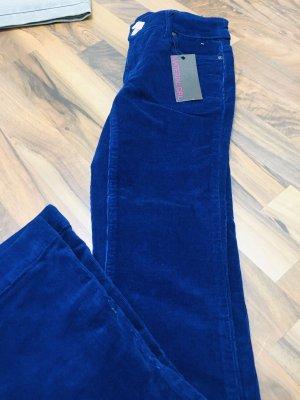 Pantalone boyfriend blu