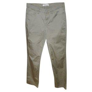 Joop! Pantalone elasticizzato grigio chiaro Cotone