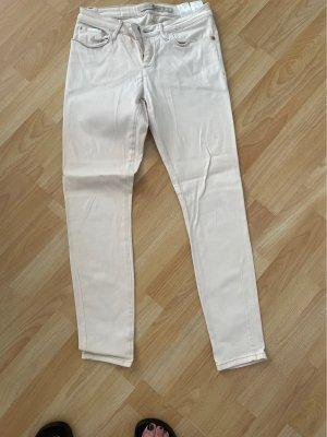 Calvin Klein Jeans Pantalon en jersey rosé