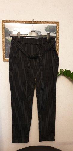 Colloseum Pantalone fitness bianco-nero