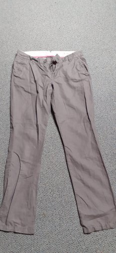 Esprit Flares light grey-silver-colored