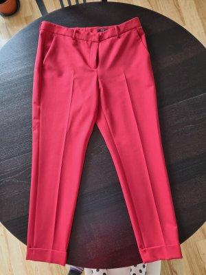 Joop! Pantalone jersey rosso scuro
