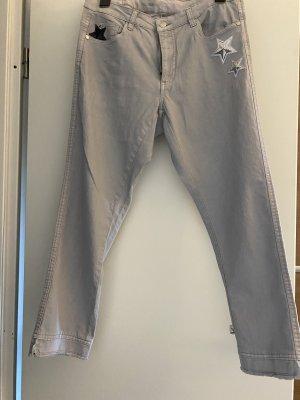 Bicalla Spodnie z pięcioma kieszeniami jasnoszary