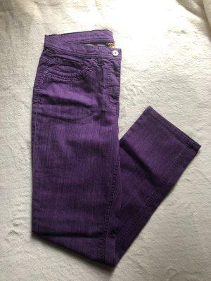 Sarah Kern Five-Pocket Trousers lilac