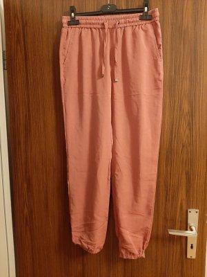 H&M Pantalón estilo Harem coñac