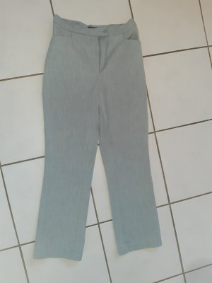 Street One Jersey Pants light grey viscose