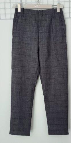 Isabel Marant Étoile Pantalon de costume gris foncé-gris anthracite laine