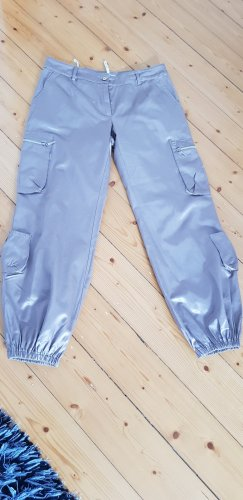 Apart Jersey Pants gold-colored