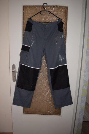Cargo Pants multicolored mixture fibre