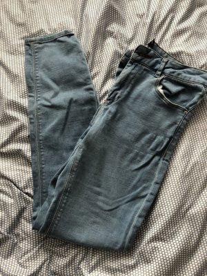 Asos Petite Jeans cigarette multicolore