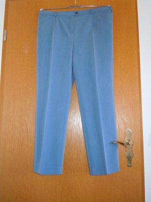 Atelier Goldener Schnitt Stoffen broek azuur Viscose